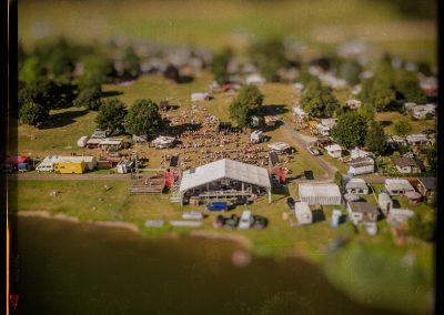 Country Festival Ratscher in Miniatur