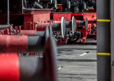 Bahnbetriebswerk Arnstadt
