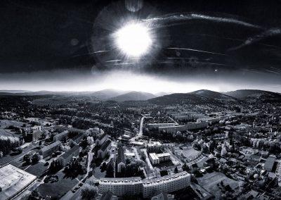 Panorama Ilmenau